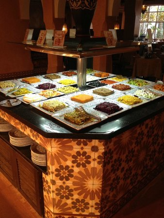 ClubHotel Riu Tikida Dunas : The Moroccan restaurant...