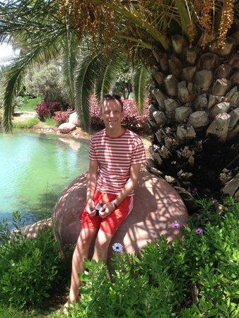 ClubHotel Riu Tikida Dunas : Where's wally?