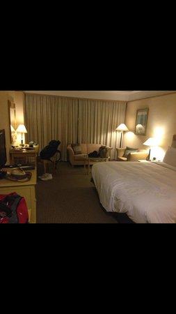 New World Saigon Hotel: Bedroom