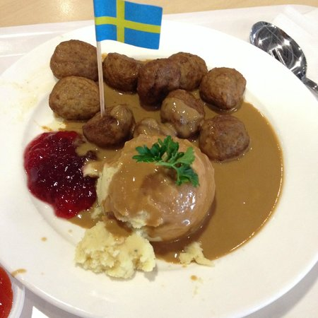 What is different about A Swedish meatball Recipe?