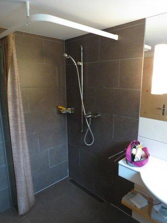Waldgasthaus Lehmen: Shower