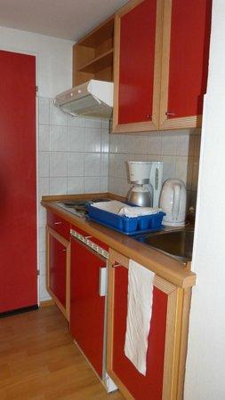 IFA Ferien-Centrum Südstrand: Küche