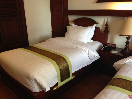 Borei Angkor Resort & Spa : Double bed