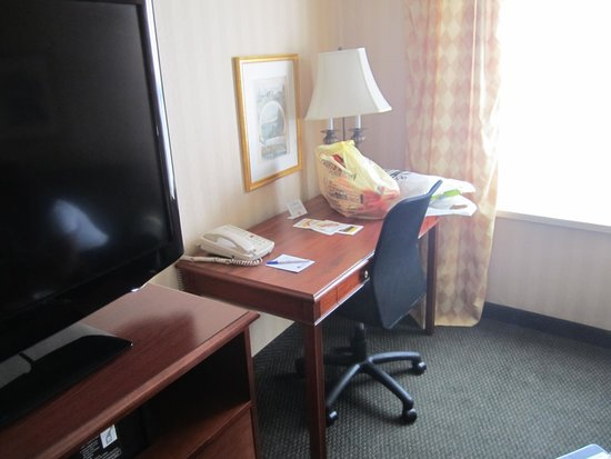 Best Western Plus Boston Hotel: Our Room