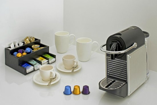 Legere Hotel Luxembourg : Residence Suite - coffee machine