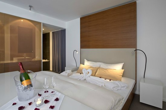 Legere Hotel Luxembourg : Gallery Suite - Romantic Weekend in Luxembourg