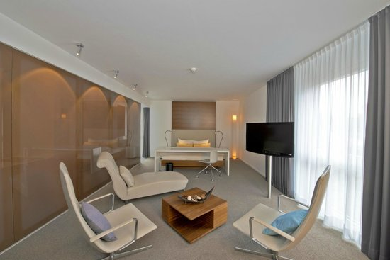 Legere Hotel Luxembourg : Gallery Suite - Junior Suite