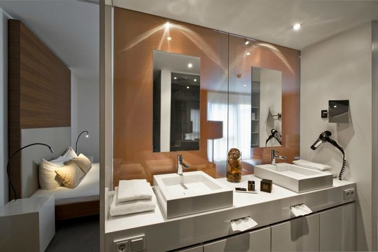 Legere Hotel Luxembourg : Gallery Suite - bathroom