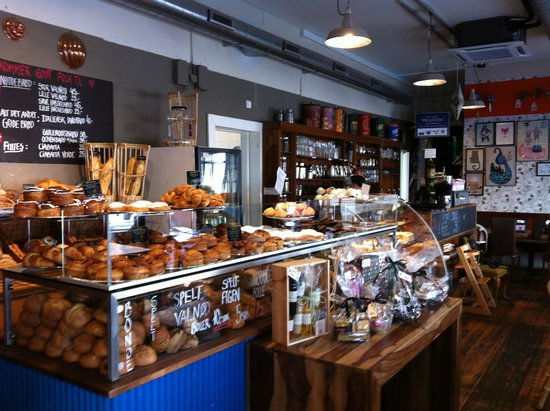 Penny Lane Cafe: Pastries at Penny Lane