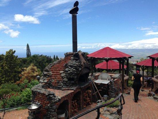 Kula Lodge: Steenoven