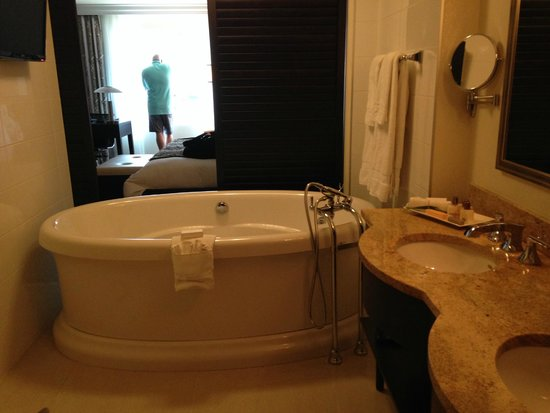 Le St-Martin Hotel Particulier Montreal: Ten out of Ten Tub!