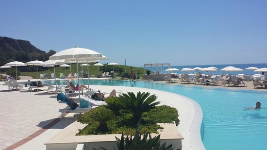 Capovaticano Resort Thalasso&Spa - MGallery by Sofitel : piscina