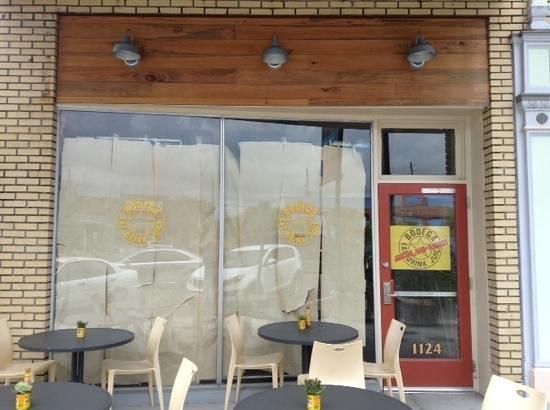 Bodega Comida Cantina Cafe : Bodega- the best Food you will ever have!
