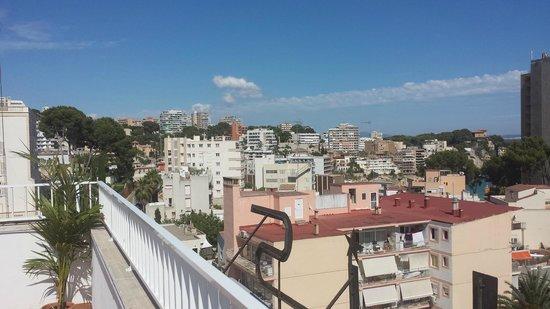 The Lis: veduta dalla terrazza 2