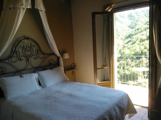 Apricus Locanda: Our beautiful room
