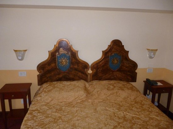 Hotel Al Sole : Double Bed