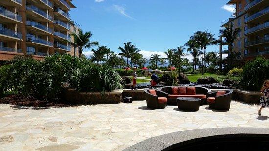 Honua Kai Resort & Spa : lobby area