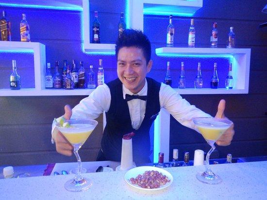 Michelia Hotel : Happy-hour cocktails