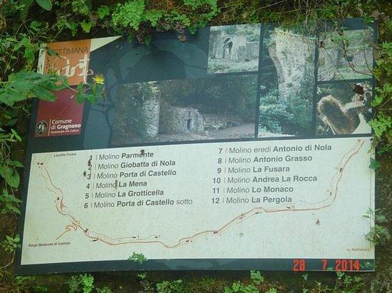 Gragnano, Italy: descrizione mulini