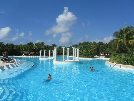 Grand Palladium Colonial Resort & Spa: piscina
