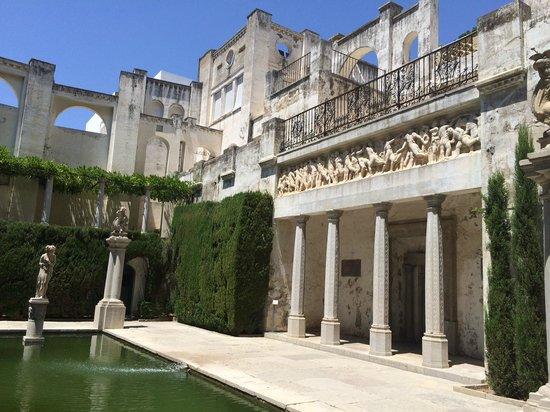 Fundacion Rodriguez Acosta: Jardín de Venus