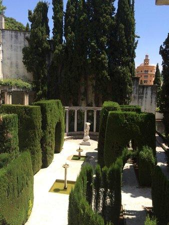 Fundacion Rodriguez Acosta: Jardín de Apolo