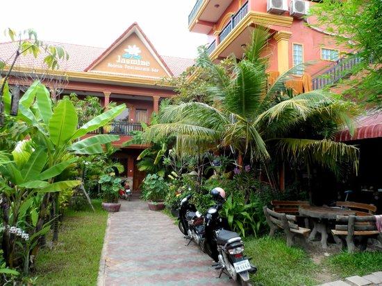 Jasmine Lodge: Hotel