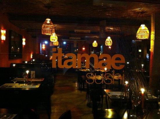 Itamae Sushi: outside