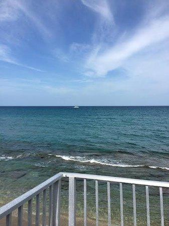 Palm Beach Oceanfront Inn: From the sundeck