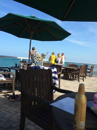 Palm Beach Oceanfront Inn: All kinds of nice people