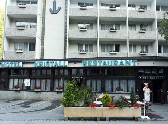 Hotel Kristall Fiesch
