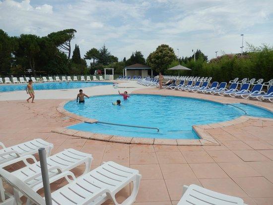 Belambra Clubs - Les Rives de Thau : Pataugeoire et piscine