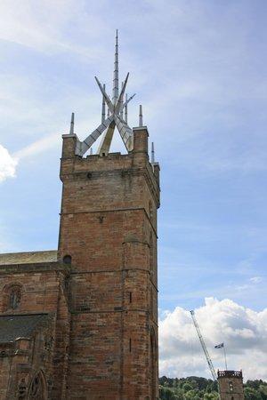 St. Michael's Parish Church: Church exterior