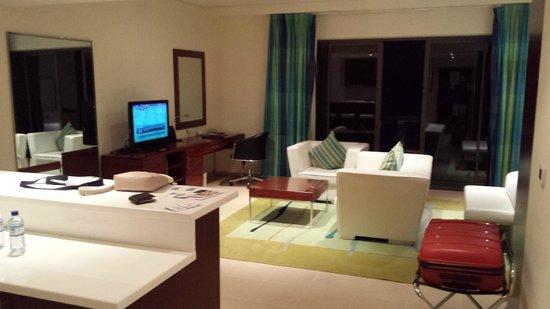 Hilton Dubai The Walk: Room Studio Deluxe