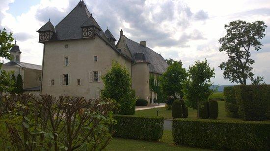 Chateau de Pizay : Le château