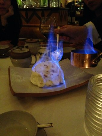 Eleven Madison Park : The best baked alaska: EMP's take on an old classic