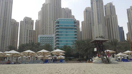 Hilton Dubai The Walk: Both hiltons hotel