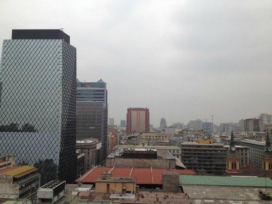 Apart Urbano Bellas Artes: vista piso 16