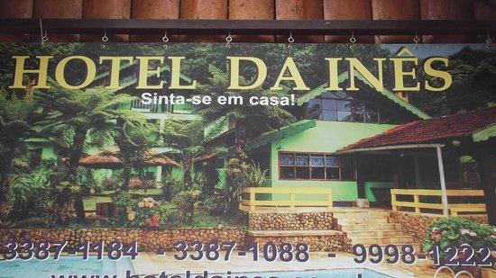 Hotel da Inês : Muito bom
