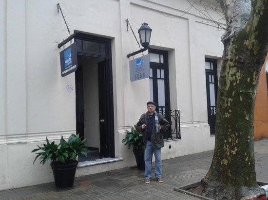 Posada El Capullo : Entrada da pousada