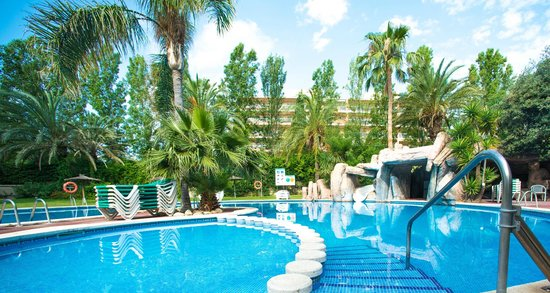 Ona Jardines Paraisol: Piscina * Swimming pool