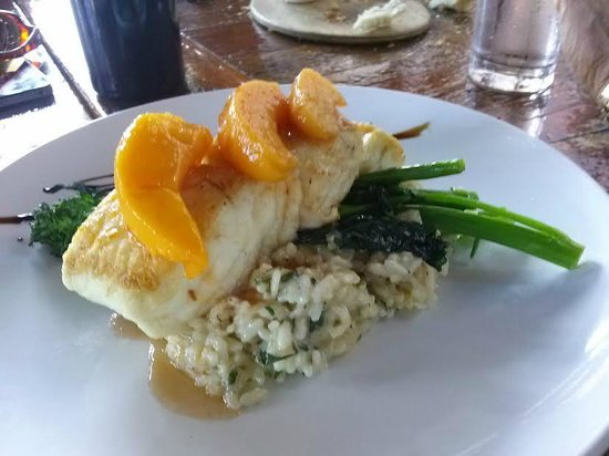 Carmella's: wild caught chilean sea bass