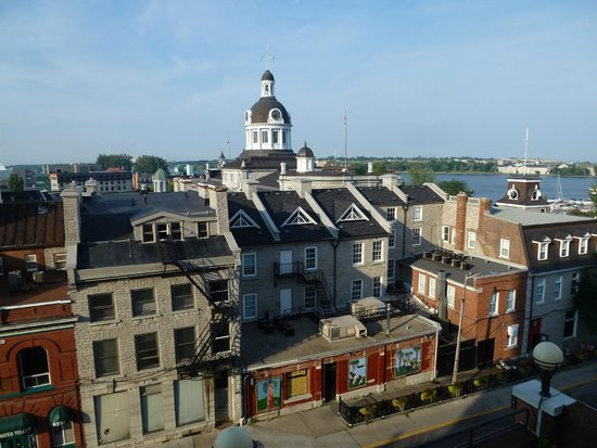 Four Points Hotel and Suites Kingston: View from Room 506