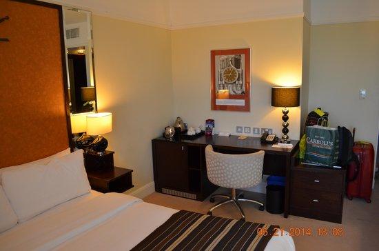 Carlton Hotel Blanchardstown : intérieur de la chambre d'hôtel