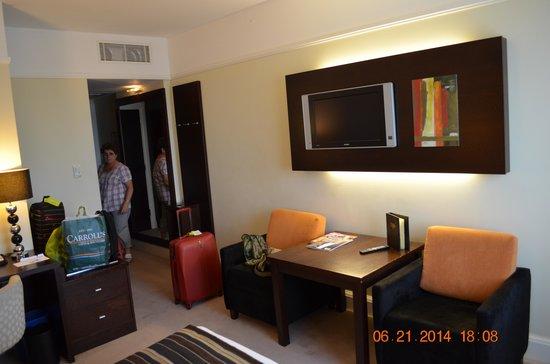Carlton Hotel Blanchardstown : intérieur de chambre