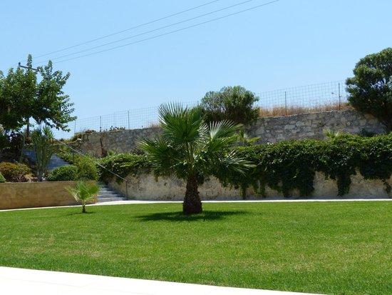 Renieris Hotel: Jardin