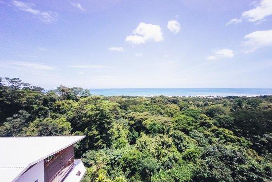 Vista Naranja Ocean View House: Vista Naranja ocean overlook