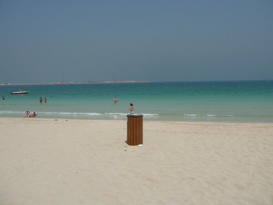 Hilton Dubai The Walk: Beach