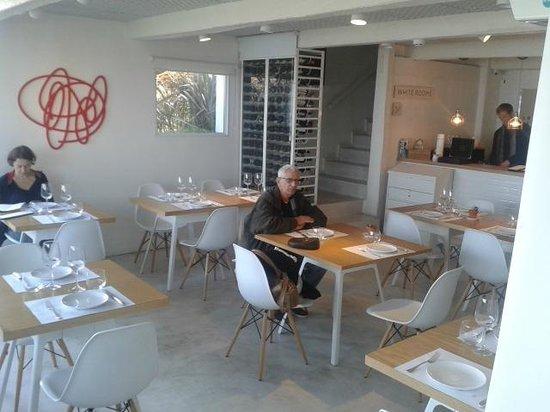 Charco Bistro: Dentro do restaurante