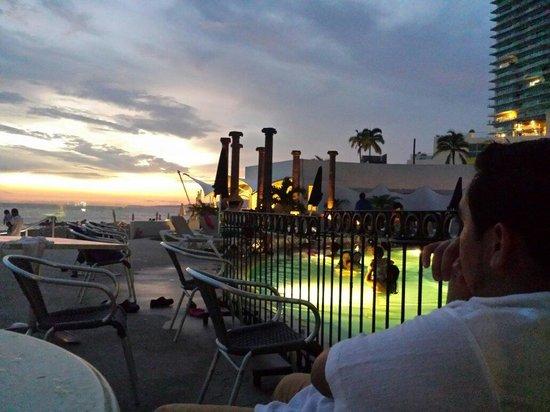 Krystal Puerto Vallarta: Hermoso lugar, hermosa vista